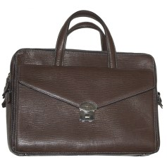 Satchel LANCEL Brown