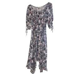 Midi-Kleid MAJE Mehrfarbig