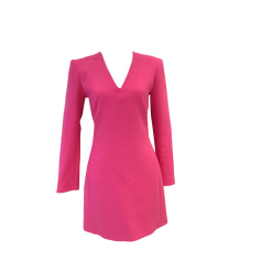 Mini Dress TARA JARMON Pink, fuchsia, light pink
