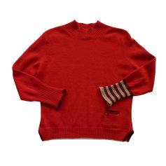 Sweater COTÉLAC Red, burgundy