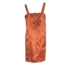 Mini Dress TARA JARMON Orange