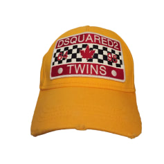 Cap DSQUARED2 Gelb