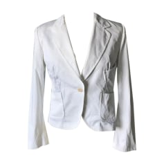 Blazer PAUL SMITH - BLACK LABEL White, off-white, ecru