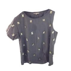 Tops, T-Shirt MAJE Grau, anthrazit