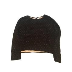 Sweater DES PETITS HAUTS Black