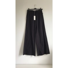 Pantalon large ARROW Noir