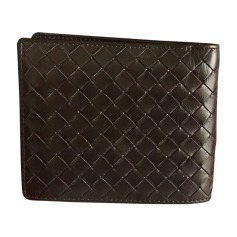 Wallet BOTTEGA VENETA Brown