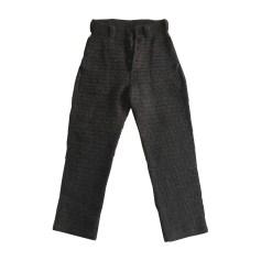 Pantalone largo YOHJI YAMAMOTO Grigio, antracite
