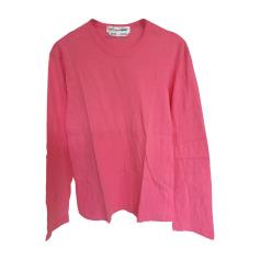 Tee-shirt COMME DES GARCONS Rose, fuschia, vieux rose