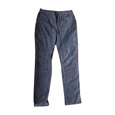 Straight Leg Jeans GIANFRANCO FERRE Gray, charcoal