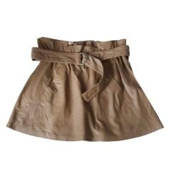 Mini Skirt BEL AIR Brown