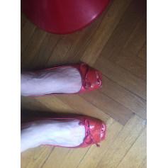 Ballet Flats HISPANITAS Orange