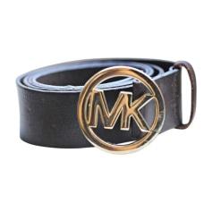 Wide Belt MICHAEL KORS Black
