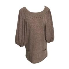 Sweater SANDRO Beige, camel