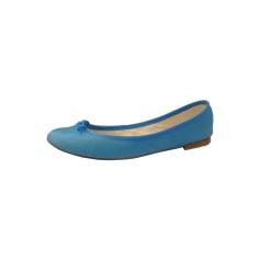 Ballerines REPETTO Bleu, bleu marine, bleu turquoise