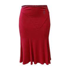 Midi Skirt BLUMARINE Red, burgundy