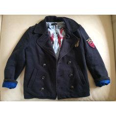 Jacket IKKS Blue, navy, turquoise