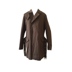 Imperméable, trench THE KOOPLES Kaki