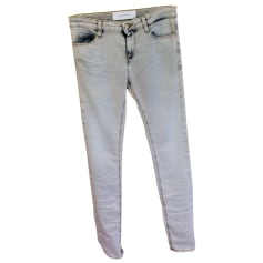Skinny Jeans IRO Gray, charcoal