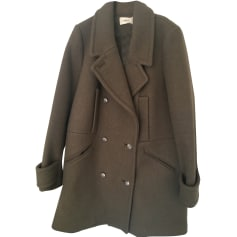 Pea Coat BA&SH Khaki