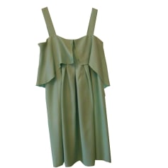 Mini Dress TARA JARMON Green