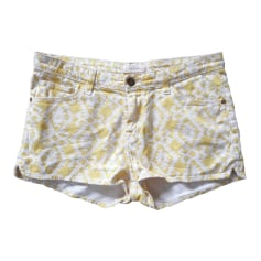 Shorts BA&SH Yellow