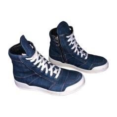 Sneakers BALMAIN Blue, navy, turquoise