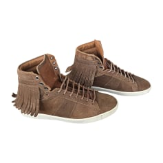 Sneakers YVES SAINT LAURENT Beige, camel