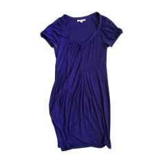 Mini Dress VANESSA BRUNO Purple, mauve, lavender