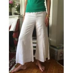 Jupe mi-longue ARMANI Blanc, blanc cassé, écru