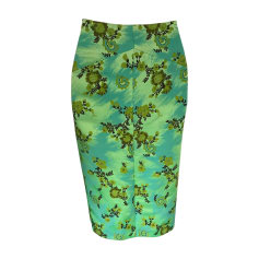 Midi Skirt CHRISTIAN LACROIX Green
