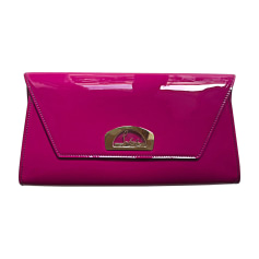 Leather Clutch CHRISTIAN LOUBOUTIN Pink, fuchsia, light pink