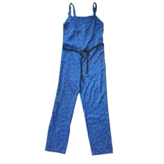 Combinaison LES PETITES... Bleu, bleu marine, bleu turquoise
