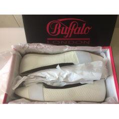 Ballet Flats BUFFALO White, off-white, ecru