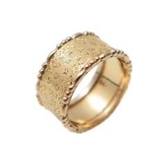 Ring BUCCELLATI Gold, Bronze, Kupfer