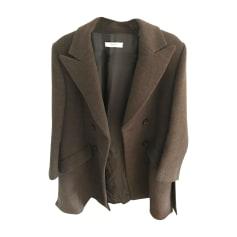 Coat PRADA Brown