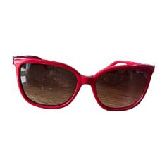 Sunglasses PAUL KA Red, burgundy