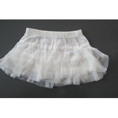 Skirt IKKS White, off-white, ecru