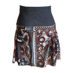 Mini Skirt JEAN PAUL GAULTIER Multicolor