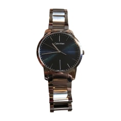 Wrist Watch CALVIN KLEIN Silver