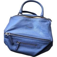 Leather Handbag GIVENCHY Blue, navy, turquoise
