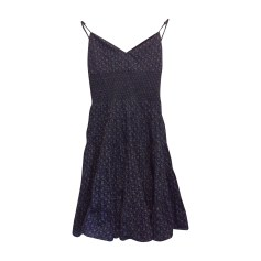 Robe mi-longue RALPH LAUREN Bleu, bleu marine, bleu turquoise