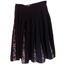 Midi Skirt CACHAREL Black