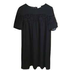 Midi Dress CLAUDIE PIERLOT Black