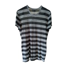 Tee-shirt DIOR HOMME Gris, anthracite