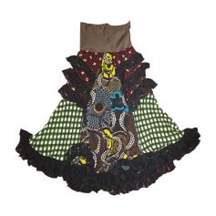 Corset Dress JEAN PAUL GAULTIER Multicolor