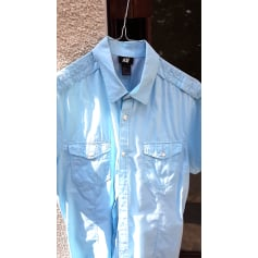 Chemisette H&M Bleu, bleu marine, bleu turquoise