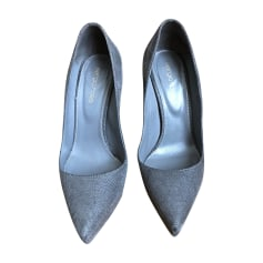 Pumps, Heels SERGIO ROSSI Gray, charcoal