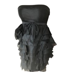 Corset Dress TARA JARMON Black