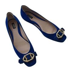 Ballerine ARMANI COLLEZIONI Blu, blu navy, turchese